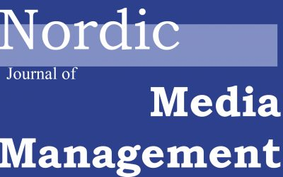 Nordic Journal of Media Management published